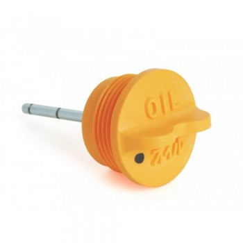 196420-02350  saildrive oil filler cap/dipstick