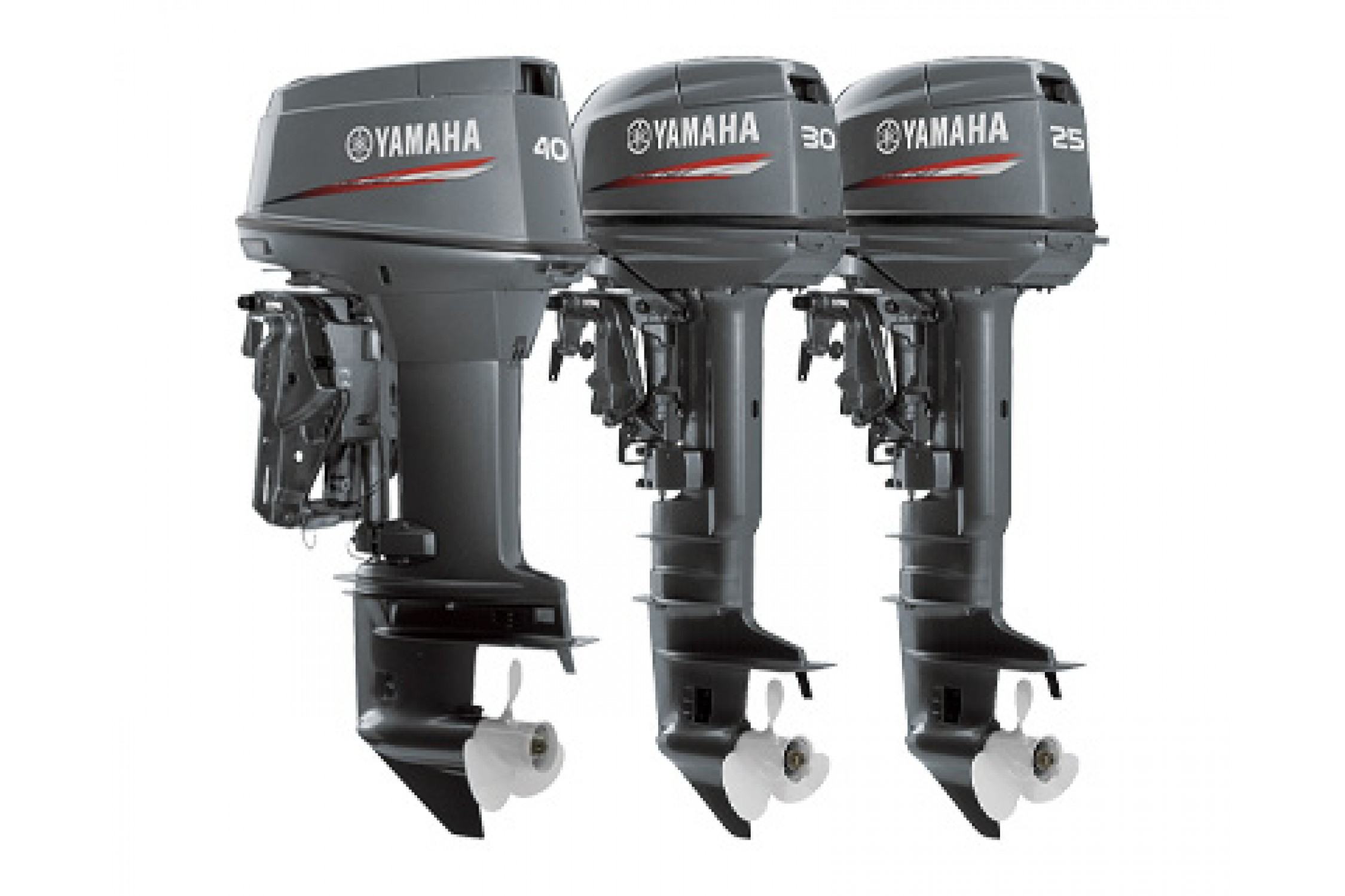 Marine Power Supplies Yamaha 40hp Two Stroke Outboard