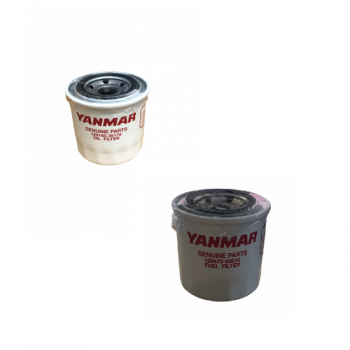 4JH Fuel and Oil filter set