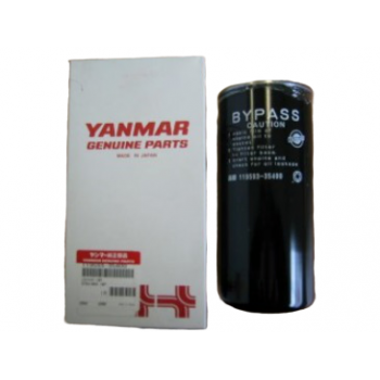119593-35410  by pass oil filter 6LY2-STE 420hp/6LY2A-STP 440hp &