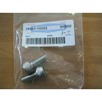 26453-100252 prop-shaft seal/bearing housing bolt