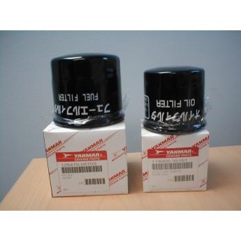 3JH Oil & Fuel Filter Set