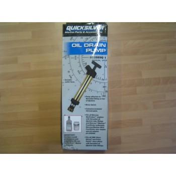 802889Q1 Mercruiser oil drain pump