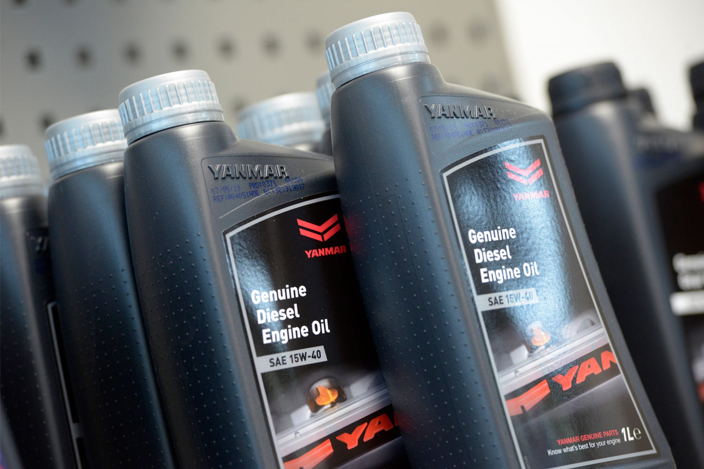 5.0% July discount on oil and filters