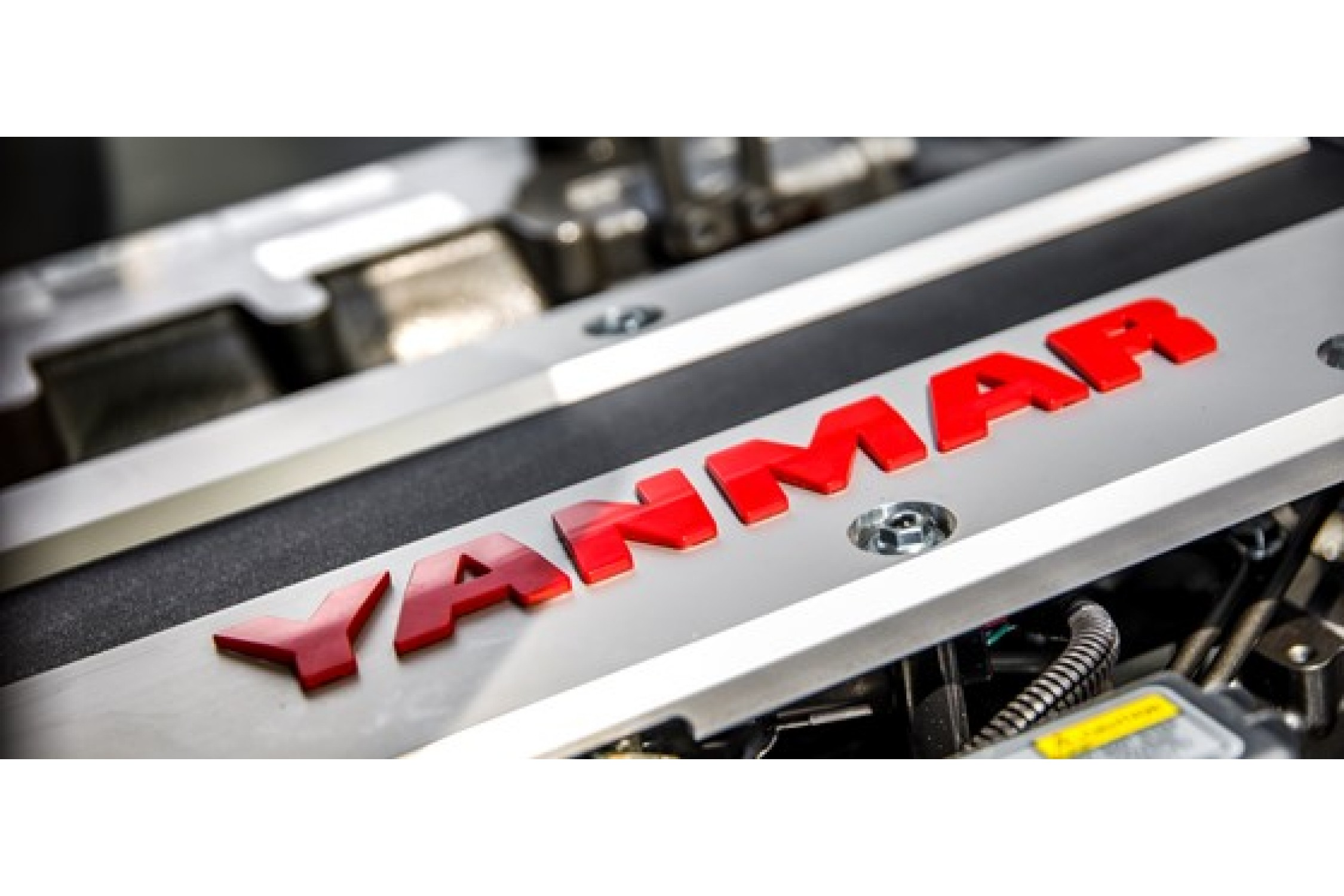 Enjoy extended Yanmar warranty.